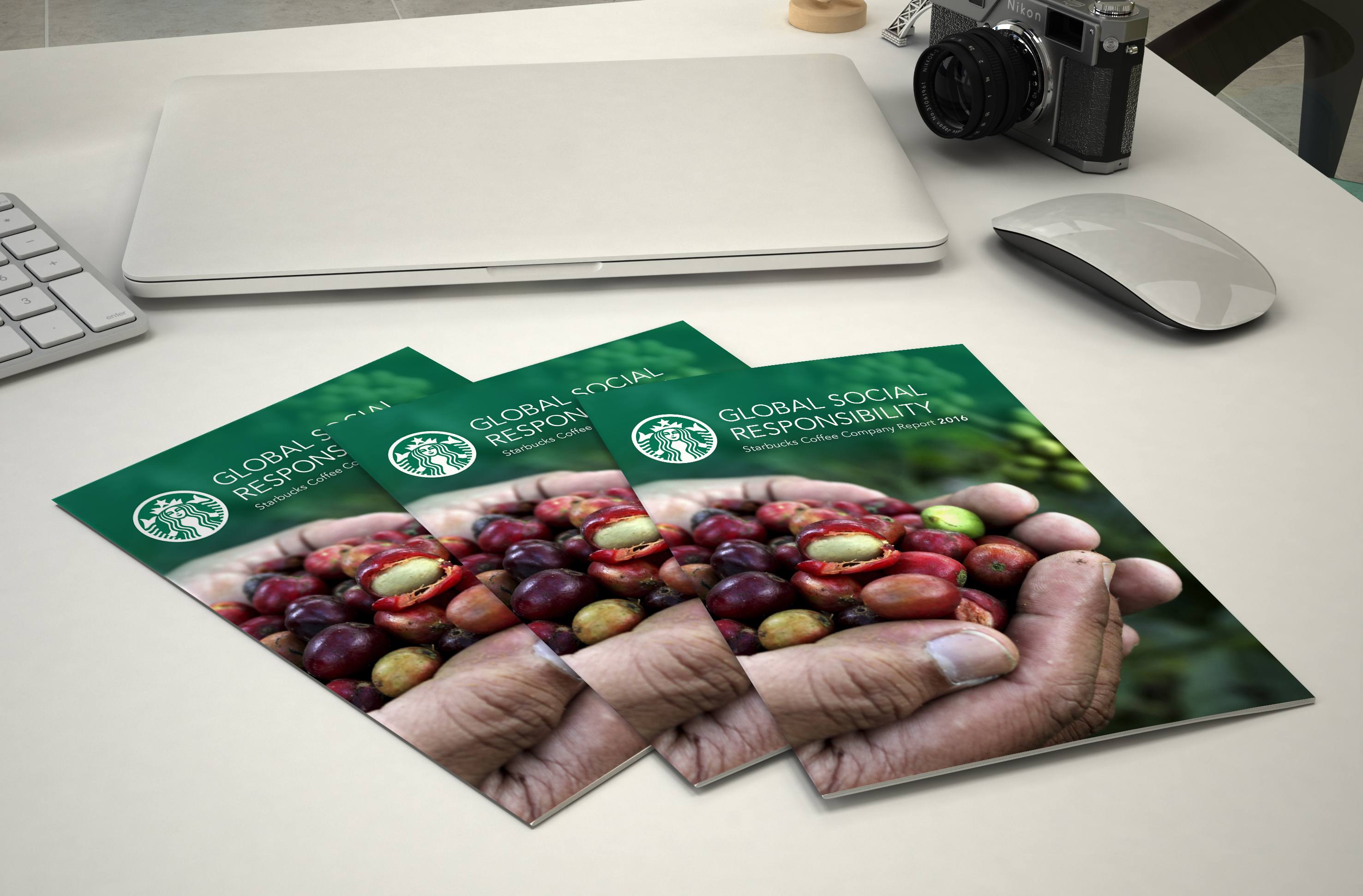 Starbucks Global Social Responsibility Report