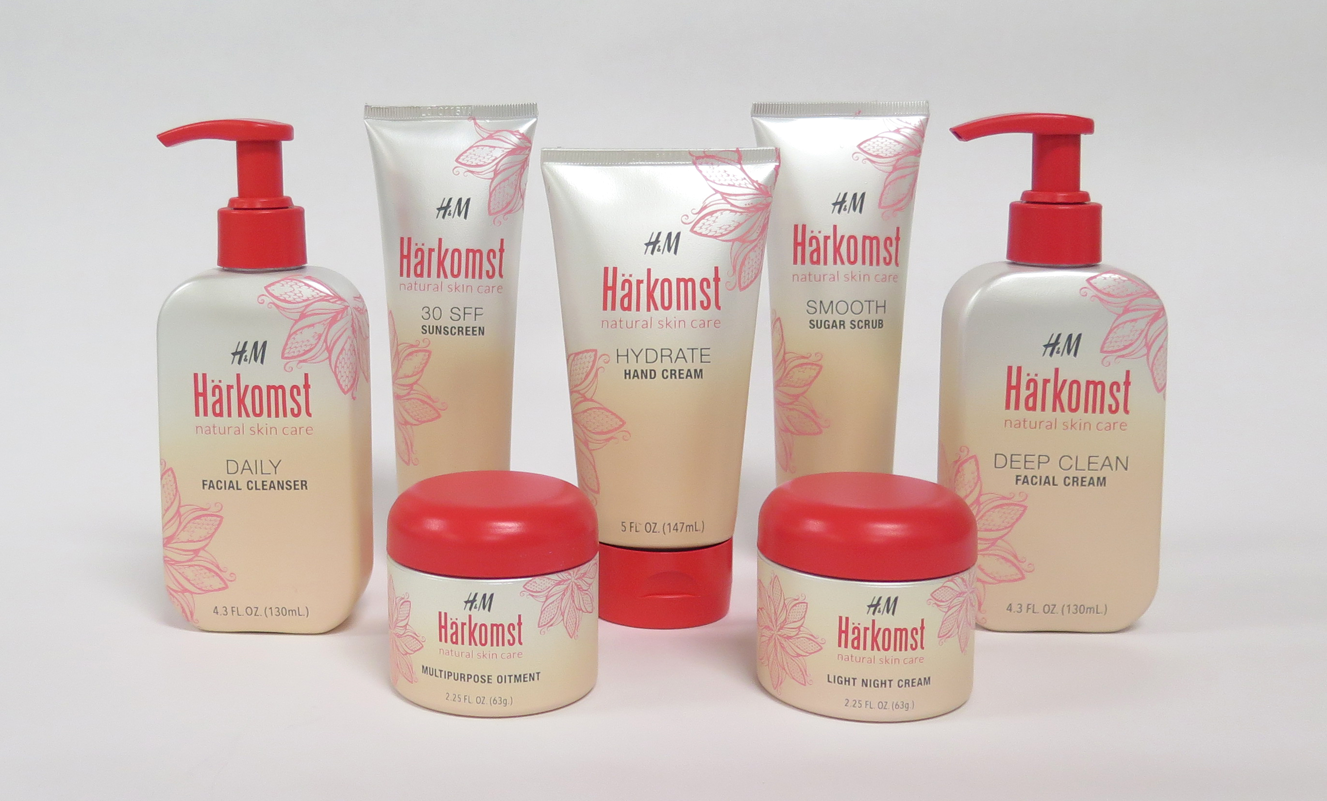 Härkomst Natural Skin Care